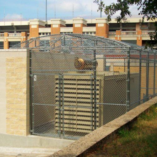 1_UnivTexas_Mechanical Enclosure