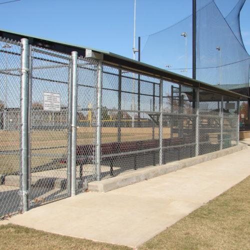 Baseball Fencing Oak Grove