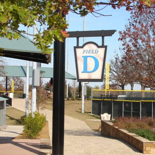 Baseball Fencing Oak Grove Complex