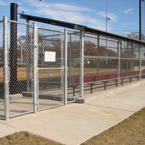 Baseball Fencing Oak Grove2