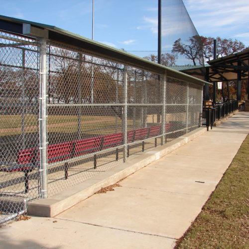 Baseball Fencing Oak Grove3