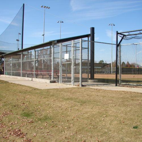 Baseball Fencing Oak Grove4