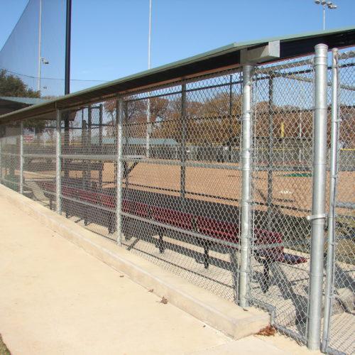 Baseball Fencing Oak Grove5