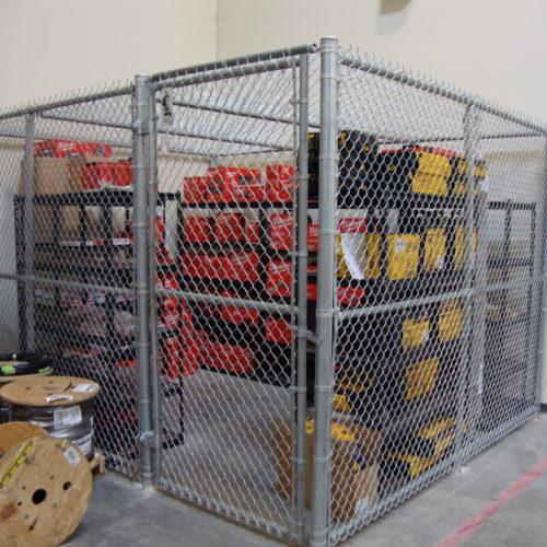 Chain Link Storage
