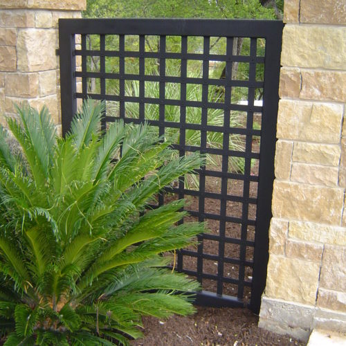 3_Gothic Iron Panel
