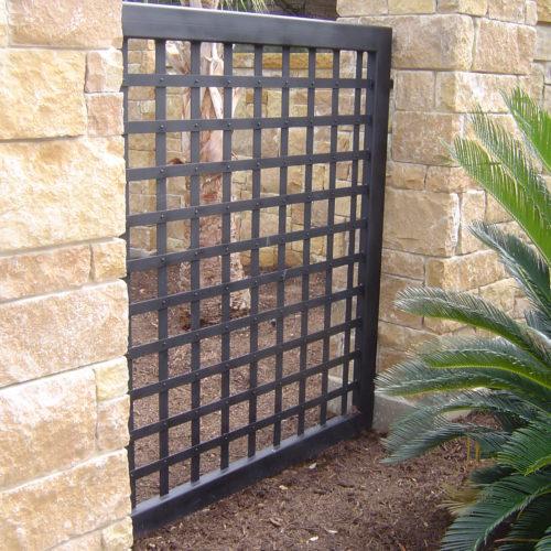 3b_Gothic Iron Panel