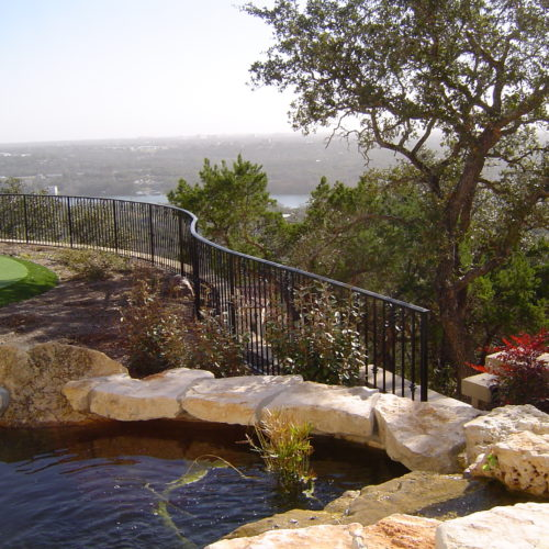 4_Curved Swimming Pool Railing